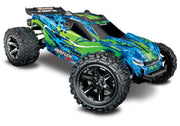 Rustler 4X4 VXL: 1/10 Scale Brushless Stadium Truck Green