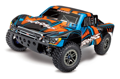 68077-4_ORNG Slash 4X4 Ultimate Edition: 1/10 Scale 4WD Electric Short Course Truck ORANGE