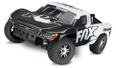 Slash 4X4: 1/10 Scale 4WD Brushless Fox
