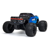 1/10 GRANITE 4X4 V3 MEGA 550 Brushed Monster Truck RTR, Blue