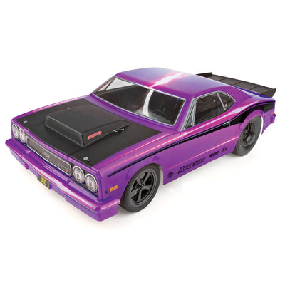 DR10 Drag Race Car Purple