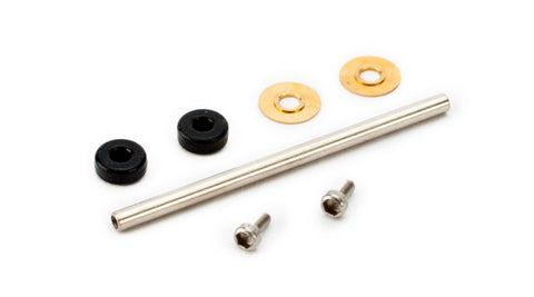 Feathering Spindle w/O-Rings, Bushings: 130 X