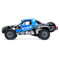 1/6 Super Baja Rey 2.0 4WD Brushless Desert Truck RTR, King Shocks