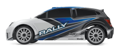 LaTrax 1/18 4WD Rally Car RTR