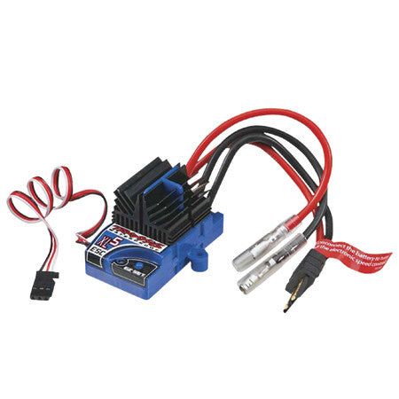 Waterproof XL-5 ESC Low Voltag