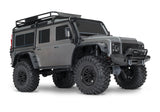 Traxxas TRX-4 Rock Crawler - Grey
