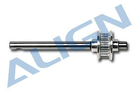 Tail Rotor Shaft Assy: 500