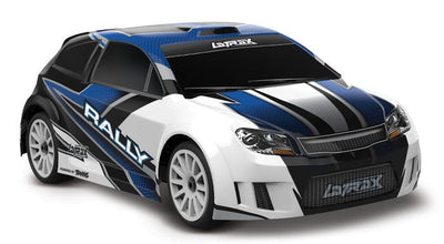 75054-5_BLUE LaTrax 1/18 4WD Rally Car RTR