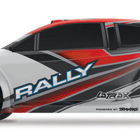 75054-5_RED LaTrax 1/18 4WD Rally Car RTR