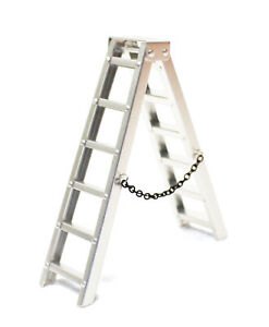 1/10 Scaler Aluminum Step Ladder