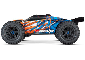 86086-4_ORNG E-Revo V2 Orange 4wd Brushless