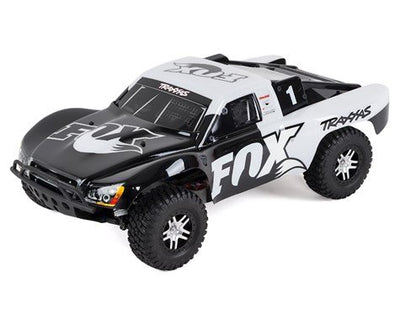 58076-4_FOX Slash VXL 1/10 2WD SCT (Fox )