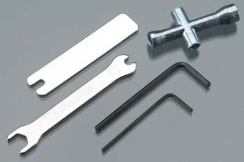 4 Way Open-End & U-Joint Wrenc