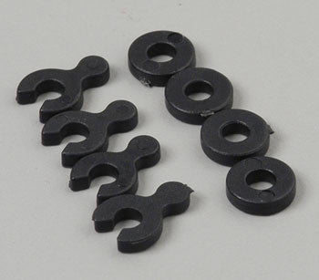 5134 Caster Spacers w/Shims (4)