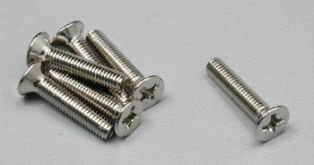 3179 Screws 3x15mm Countersunk (6)