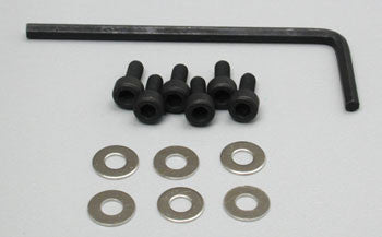 1552 Hex Motor Screws (4)