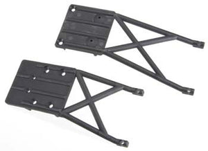 5837 Skid Plates Front/Rear Slash