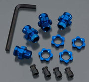 17mm Wheels Hubs adapters Slas