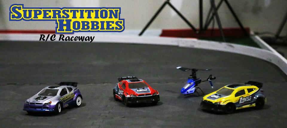 Superstition Hobbies 1/24 RC Raceway