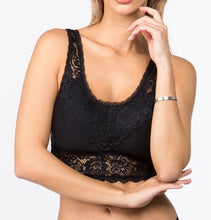 Load image into Gallery viewer, Juliet Padded Lace Bralette - Color Options - Radix Boutique