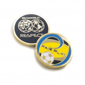 Refsworld Fair Play Flip Coin