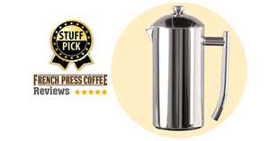 A Comprehensive Review of the Frieling French Press
