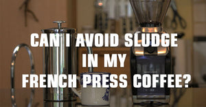 Can I Avoid Sludge (grid) in My French Press?