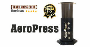 AeroPress Coffee Maker Review: Staff Pick