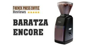 Review of the Baratza Encore Conical Burr Coffee Grinder: Staff Pick Electric Grinder (excellent accuracy from Espresso to French Press)