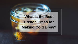 What is the Best French Press for Making Cold Brew?