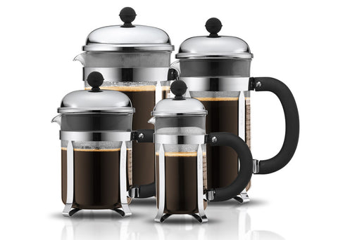 Bodum French Press Size