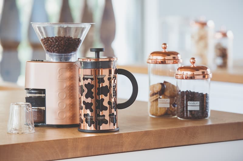 French Press Coffee Station