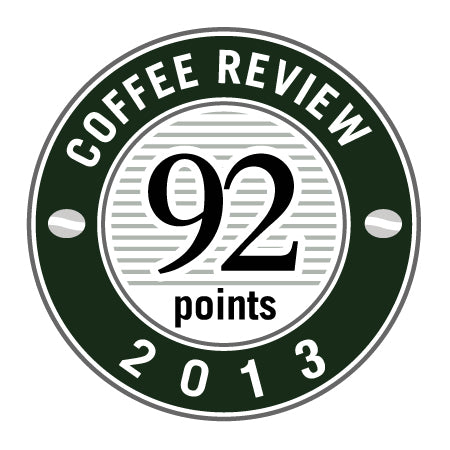 92 points - coffeereview.com