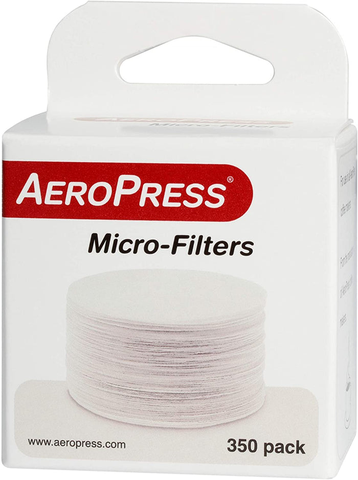 Aeropress Paper Filters (fit Aeropress Coffee Maker), 350 pk