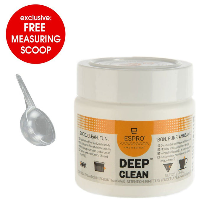ESPRO DEEP CLEAN Cleanser for French Press Filter Mesh Screens