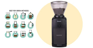 Coffee Grinder - Baratza Encore - Conical Burr Coffee Grinder, All-purpose Range From Fine (Espresso) To Coarse (French Press)