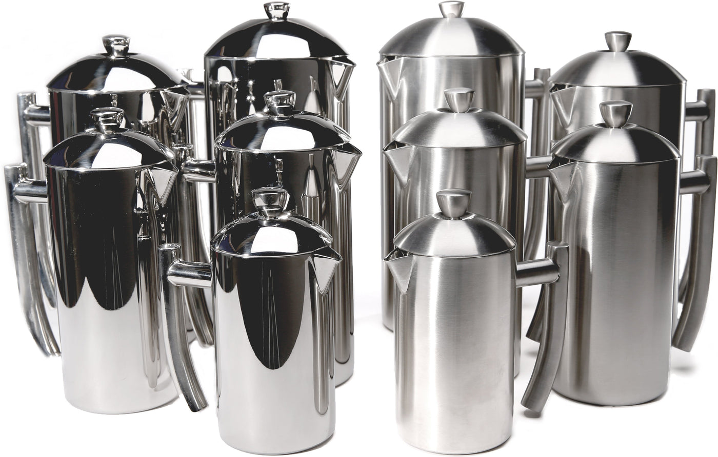 Frieling French Press Double Wall Stainless Steel With