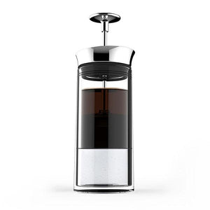 Coffee Press - It's American Press Coffee And Tea Maker - Not A French Press