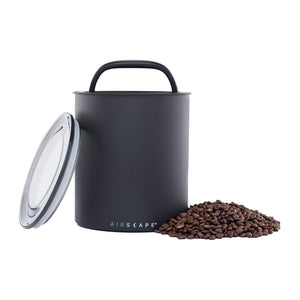 Coffee Storage - Airscape Kilo Coffee Canister, Holds Up To 2.5 Lb Coffee Beans