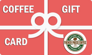 Gift Card - Coffee Gift E-Card
