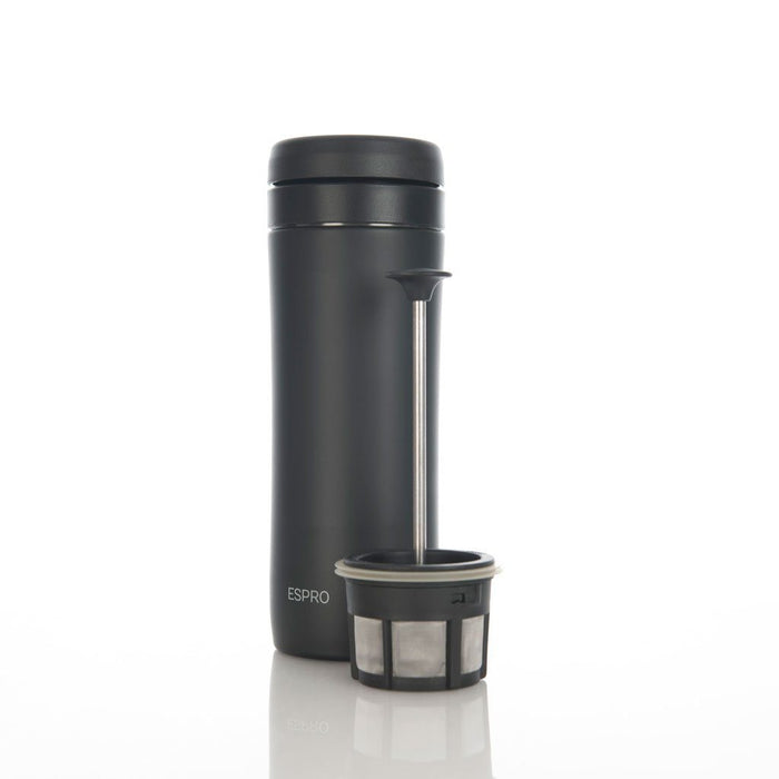 Espro Press, Travel French Press, 12 oz with Coffee Filter