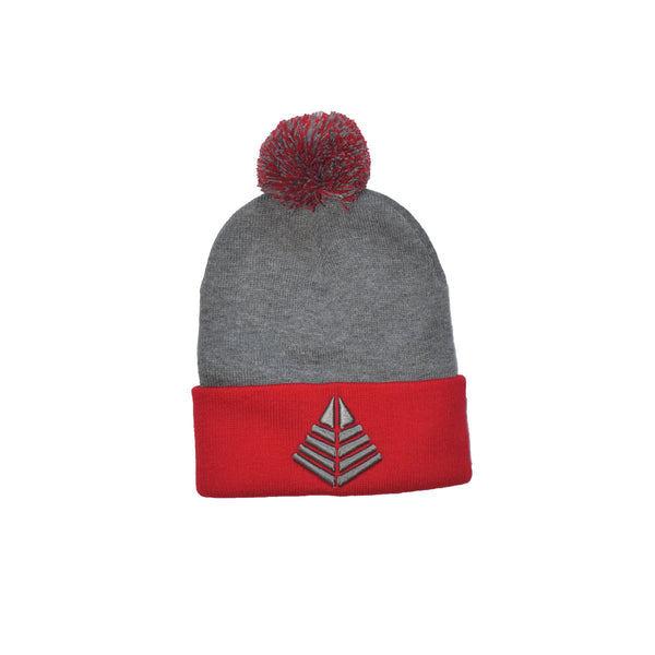 Maslow Toque Red