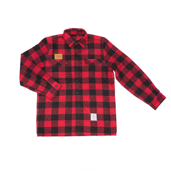 OG Mack Jacket Red