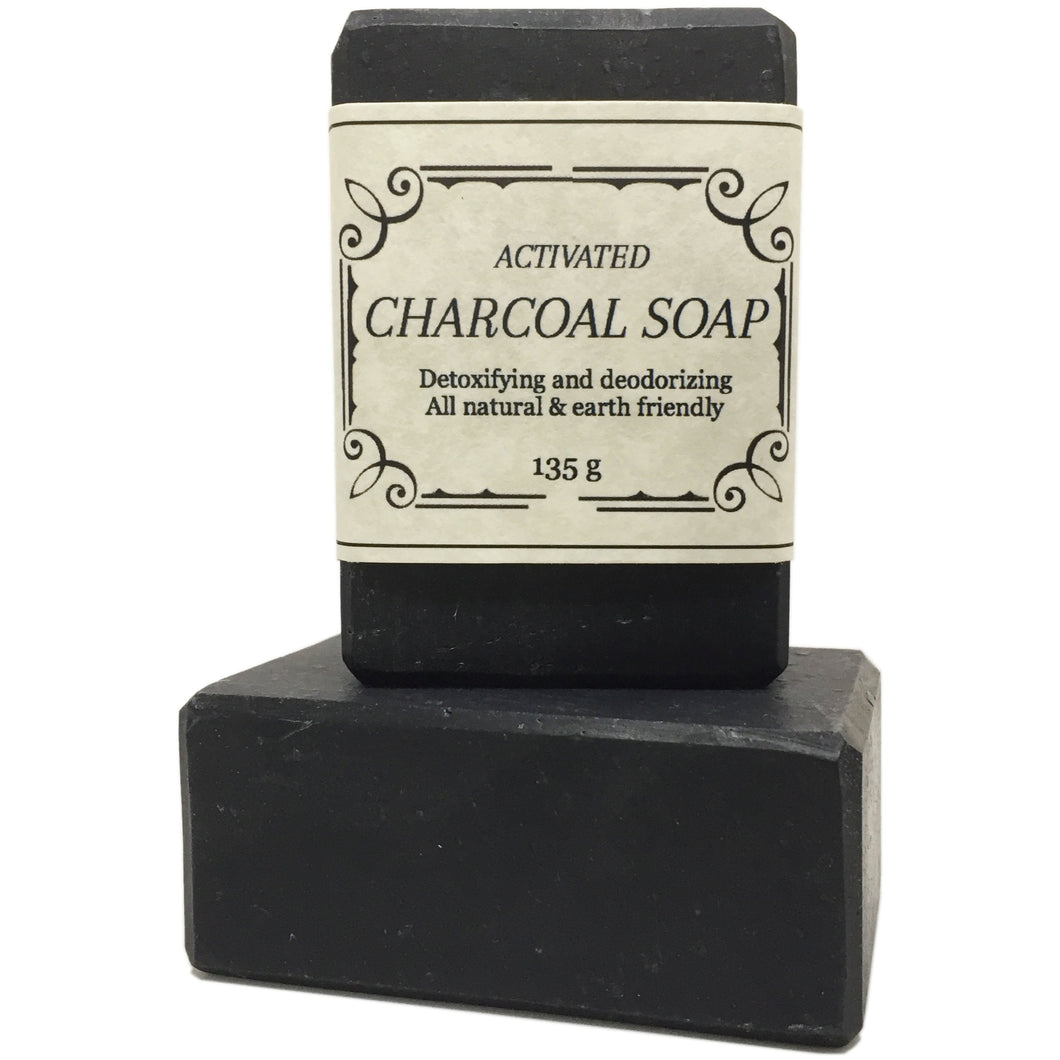 Activated Charcoal Soap by The Cascadia Soap Co.