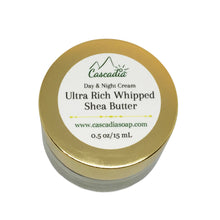 Load image into Gallery viewer, Ultra Rich Whipped Shea Butter Cream by The Cascadia Soap Co.