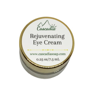 Rejuvenating Eye Cream by The Cascadia Soap Co.