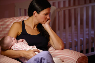 Skin to Skin Contact reduces symptoms of PND and Anxiety in new mums