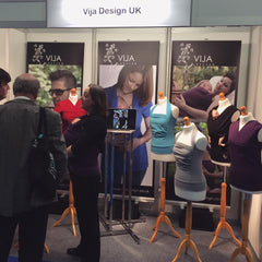 Vija Design at the International Nursery Fair 2015 in Harrowgate