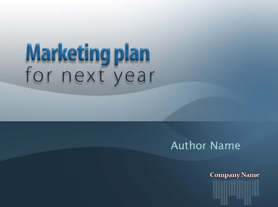 Sales and Marketing Plan Writing