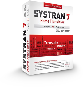 SYSTRAN 7 Home Translator English World Pack